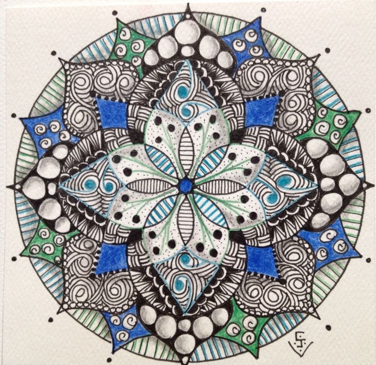 widescreen coloring mandala color on 17 best images about mandala on