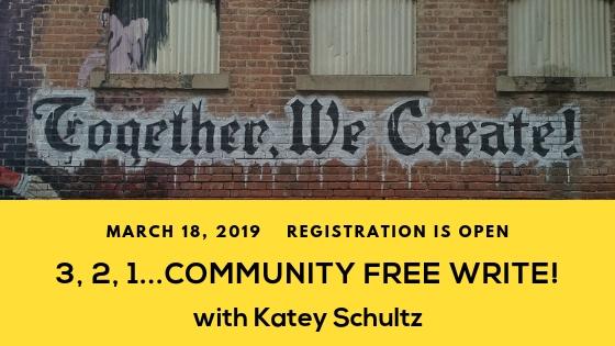 community free write