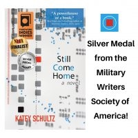 Silver Medal Award from the Military Writers Society of America