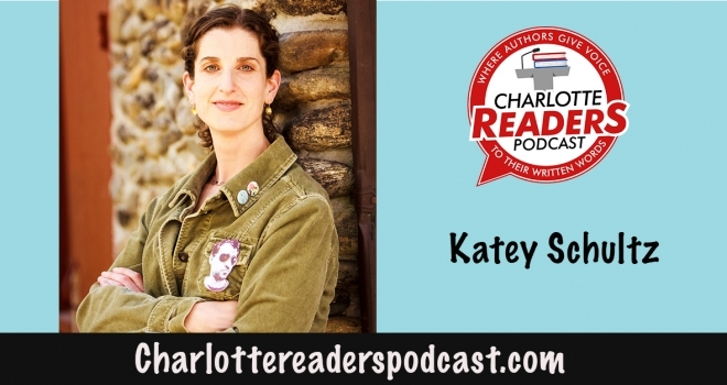 Charlotte Readers Podcast Interview