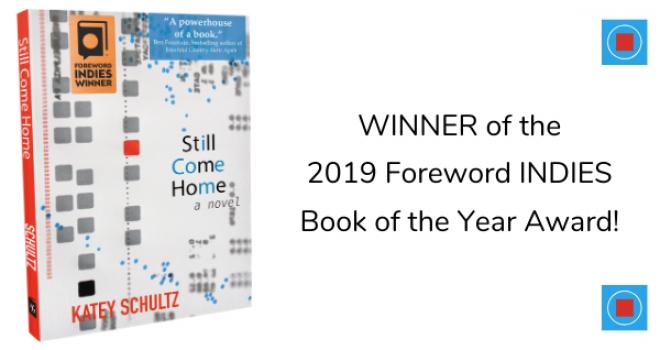 Book of the Year Award Winner!