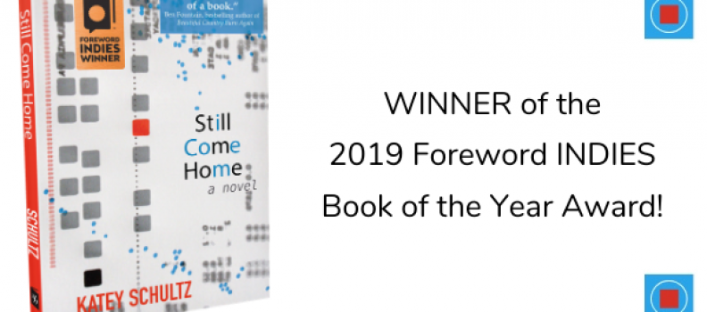 Book of the Year Award Winner!
